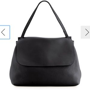 Authentic The Row Top Handle Bag